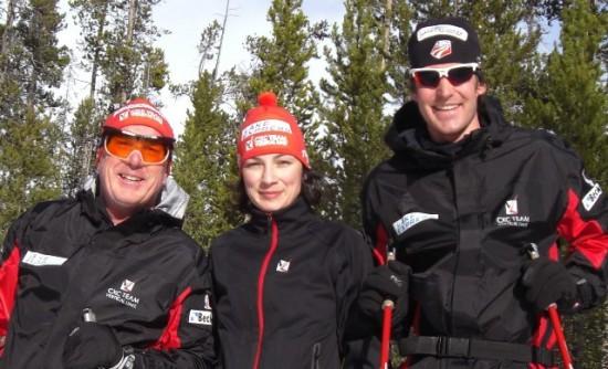 Don, Irina, and Garrott
