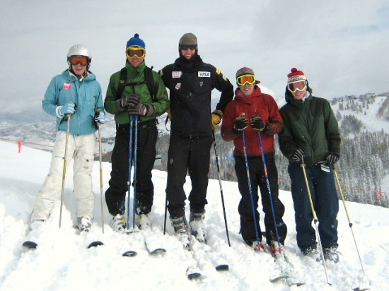 The Crew: Morgan Smyth, Leif Z, Kuzz, Dan Dehlin, Sarah MacCarthy