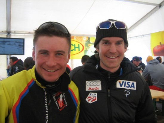 Golovko and Kuzzy - 2009 World Champs - Liberec, CZE