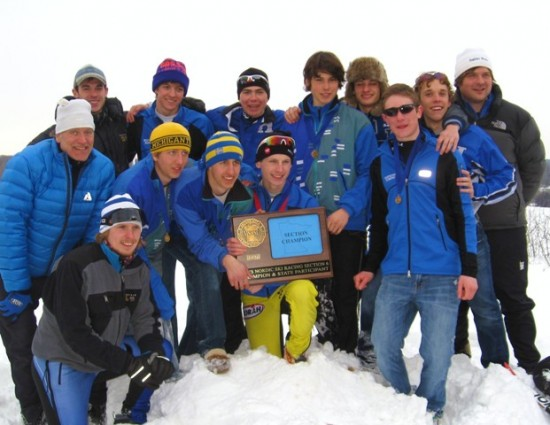 Hopkins Nordic - 2010 Section 6 Champions
