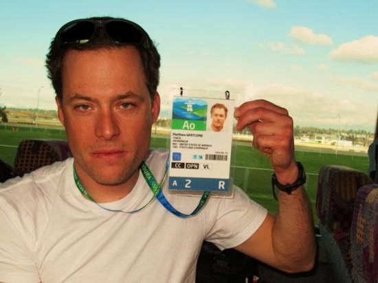 as matt whitcomb demonstrates: no smile, no teeth for credential photos.