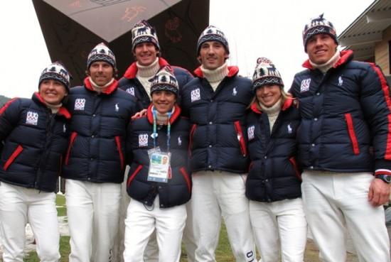 US Cross Country Team